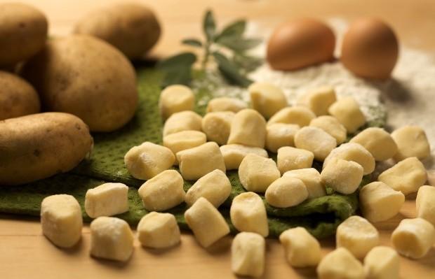 Prove generali. Gnocchi con porro e funghi porcini - Verona InVerona ...