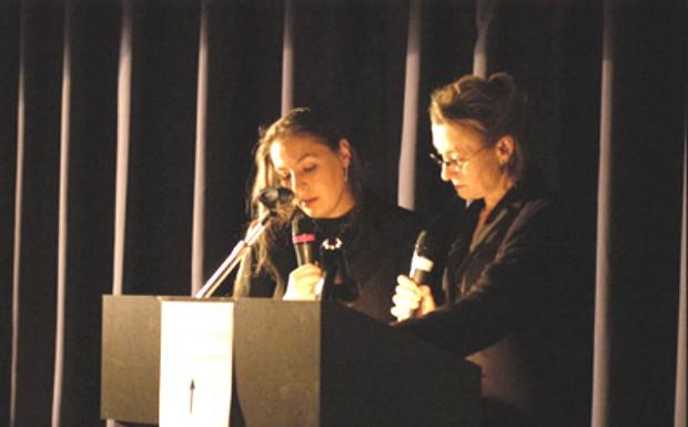 Isabella Caserta e Jana Balkan