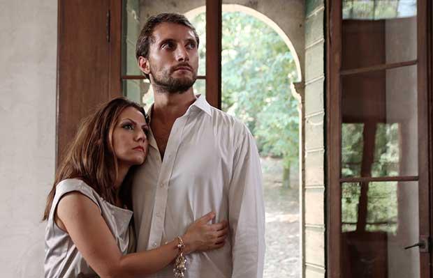 Elisa Bertato e Davide Bardi