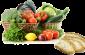 VEGETARIANI. Piove, allerta maltempo e crisi del borsellino da scongiurare, perciò oggi niente spesa, basta aprire il frigorifero e riutilizzare gli avanzi di pane e verdure che abbiamo in casa…