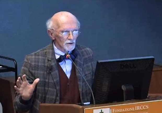 Il prof. Franco Berrino