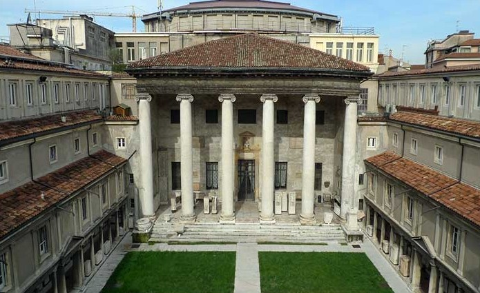 Museo-Lapidario-maffeiano
