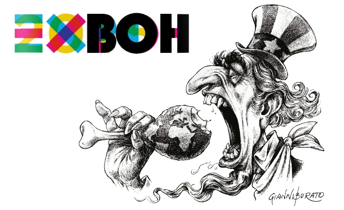 Gianni Burato per Exboh