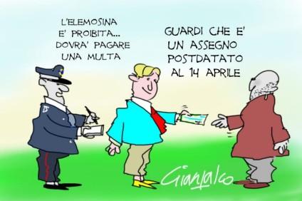 elemosine a Verona