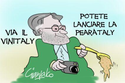 Toscani e il Vinitaly a Milano