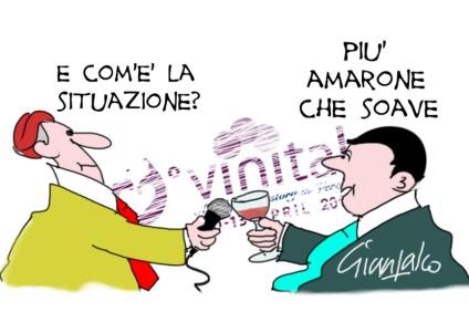 Renzi al Vinitaly 2016
