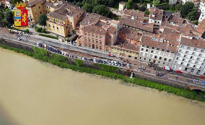Lungarno-Torrigiani (Firenze)