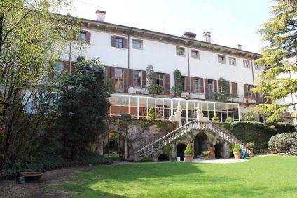 Il giardino di Palazzo Verità Poeta (Verona)