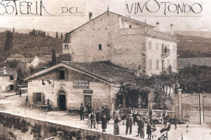 L'Osteria del Vino Tondo, a San Vito di Negrar
