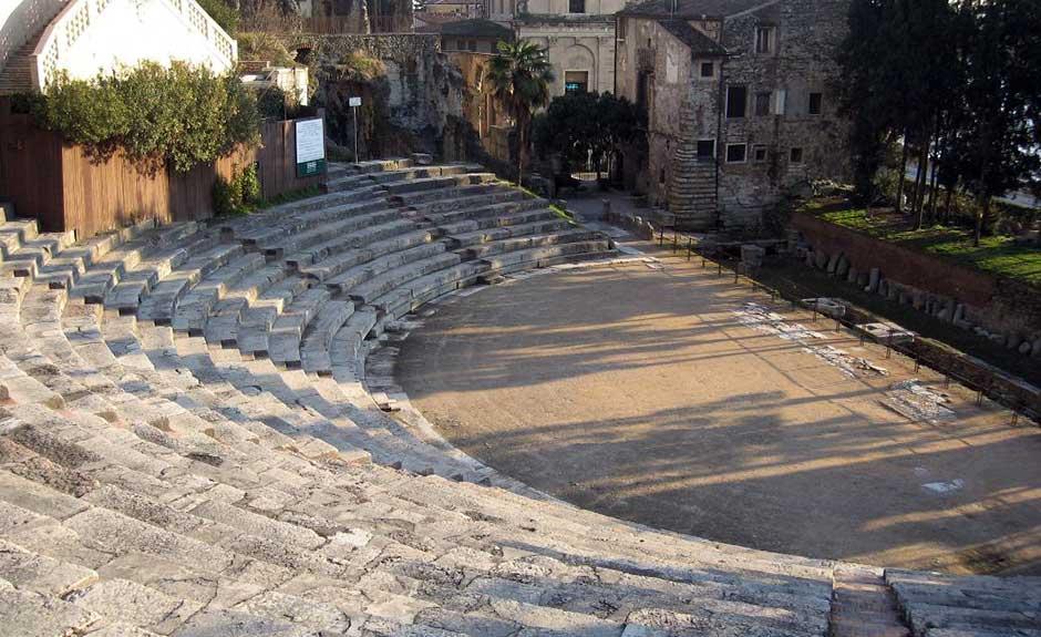 Teatro-Romano-(Verona)