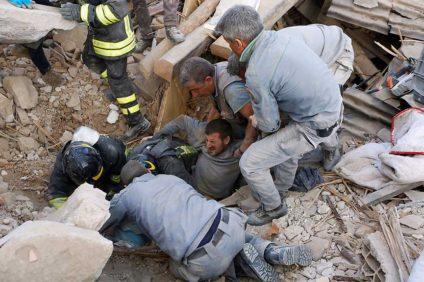 Terremoto Centro Italia (24 agosto 2016)