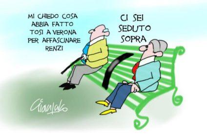 Tosi e Renzi