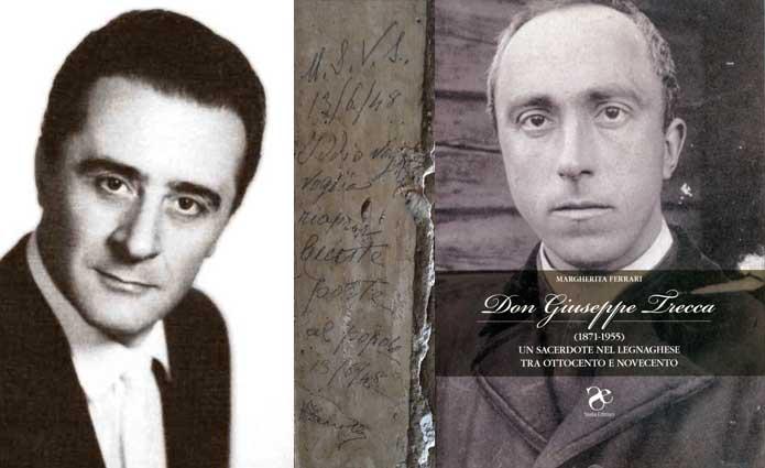 Umberto Zanolli, la scritat e don Trecca