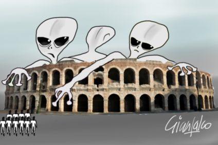 alieni a Verona
