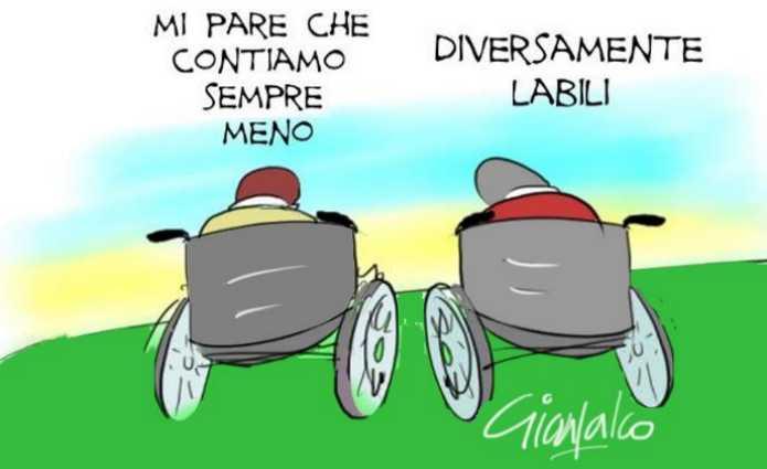 Un sindaco su sedia a rotelle mai successo verona in for Vecchio in sedia a rotelle