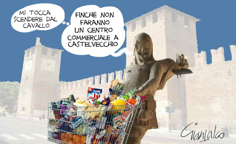 centri commerciali a Verona