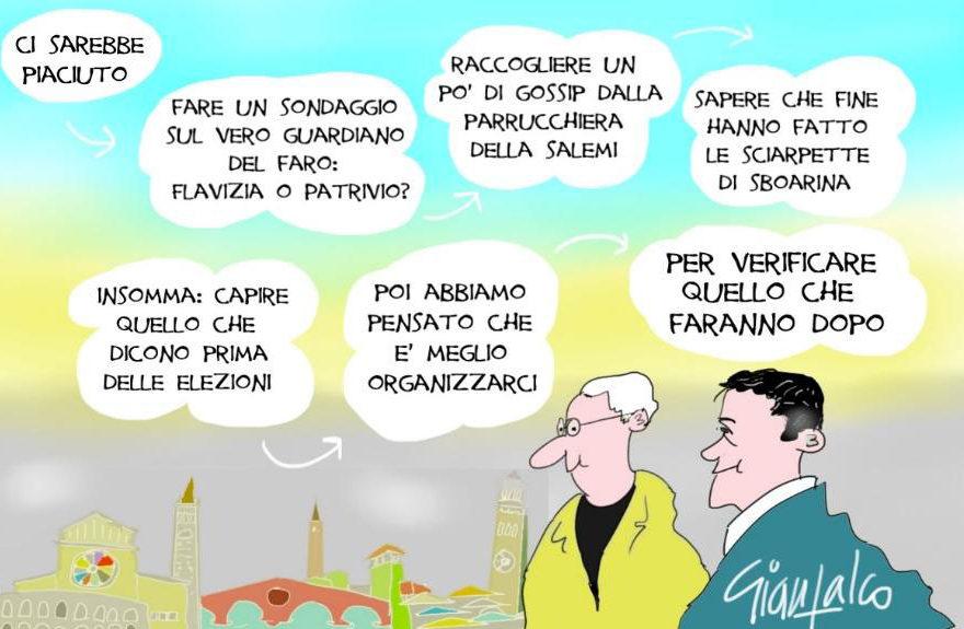 Verona In al tempo delle elezioni