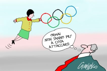 olimpiadi a Verona