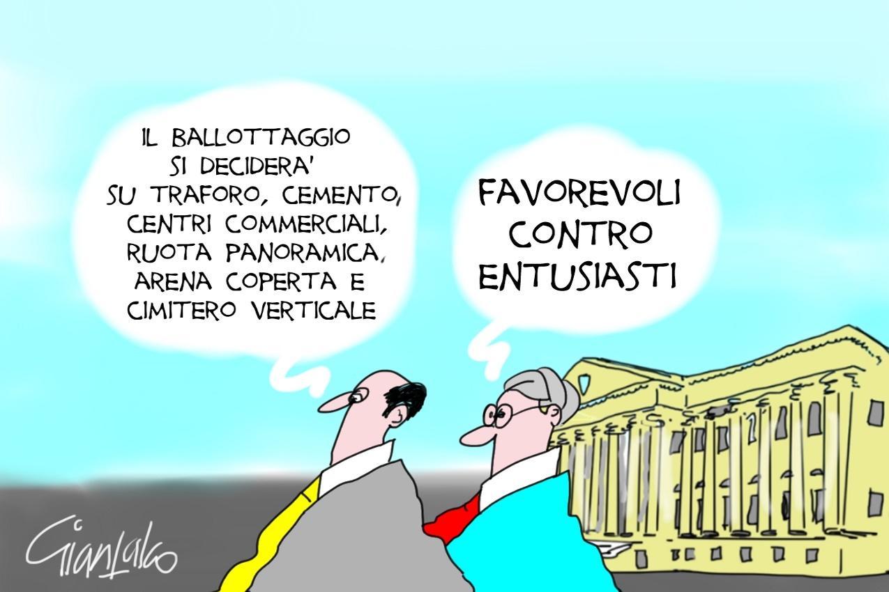 ballottaggio a Verona