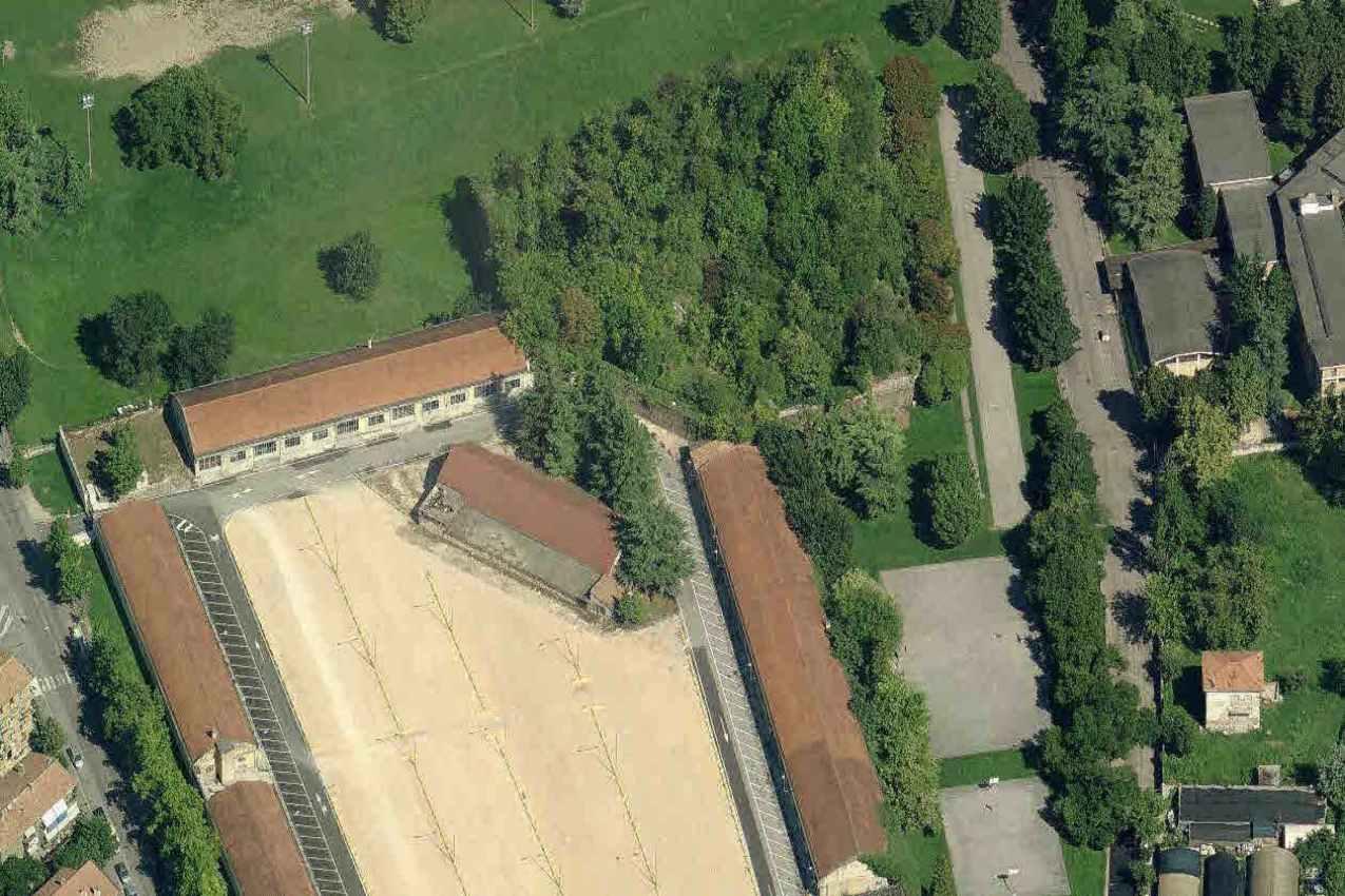 parcheggio Riva di Villasanta