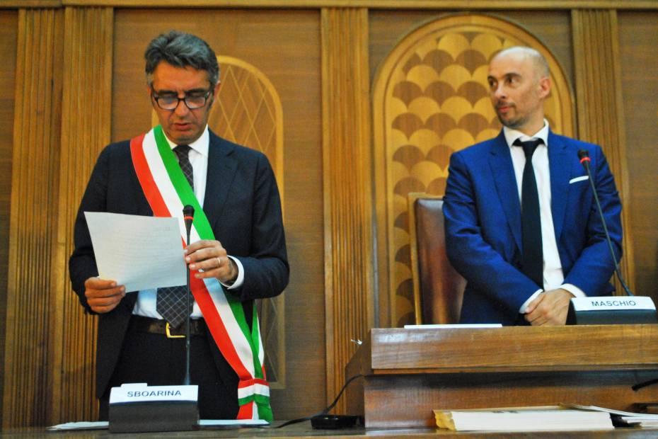 Federico Sboarina, Ciro Maschio