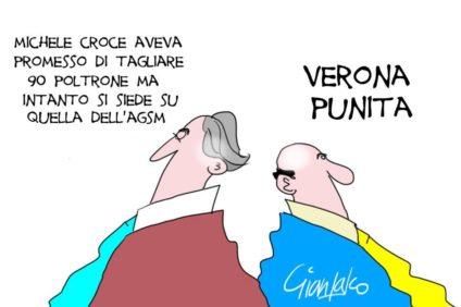Verona punita