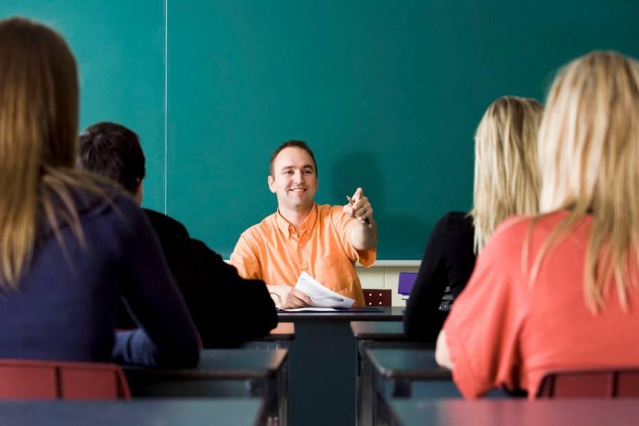 insegnanti maschi