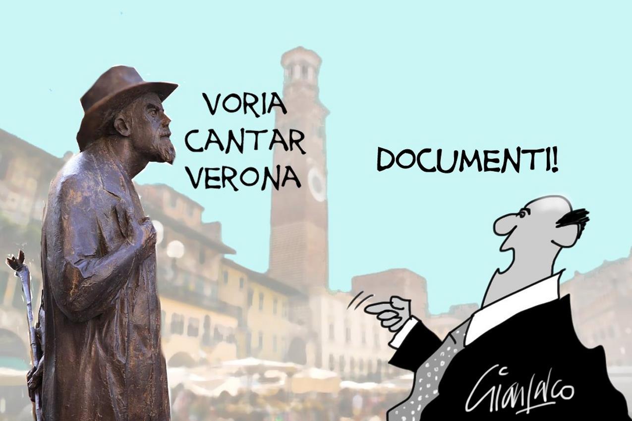 voria cantar Verona