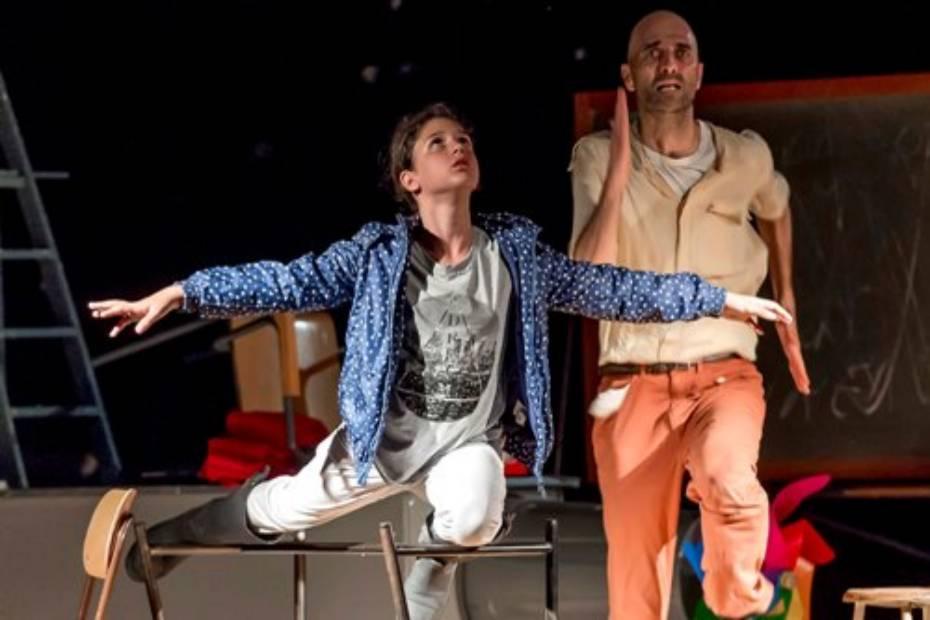 Teatro Impiria - Ali. Una strada lastricata di stelle