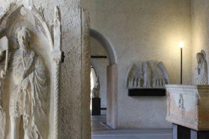 Castelvecchio: Galleria delle sculture
