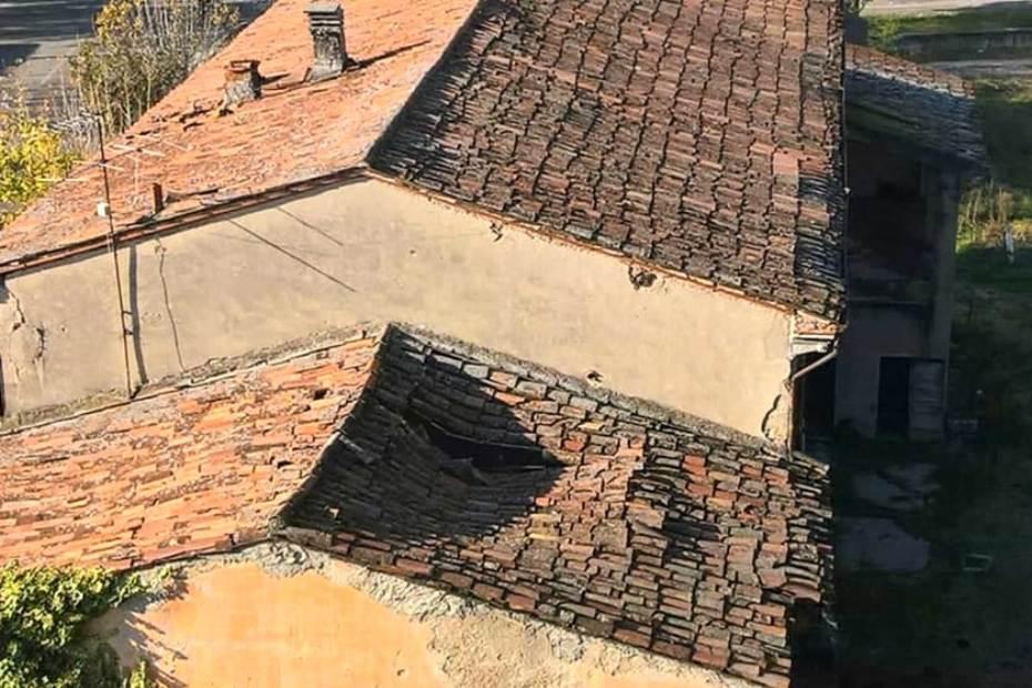 Verona Saval casa colonica