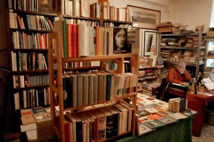 Verona, Libreria del Novecento (Foto Arch.)