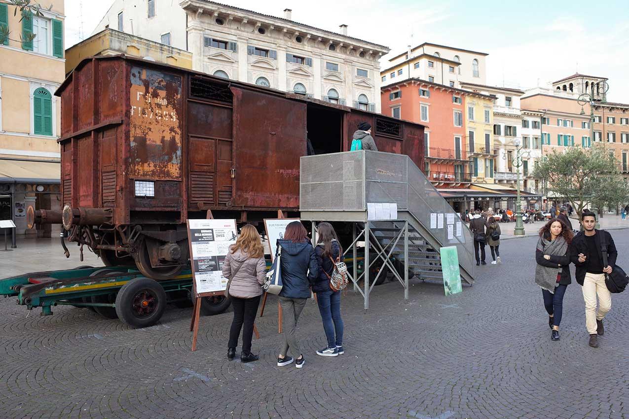Piazza Bra, Verona (Foto Arch.)