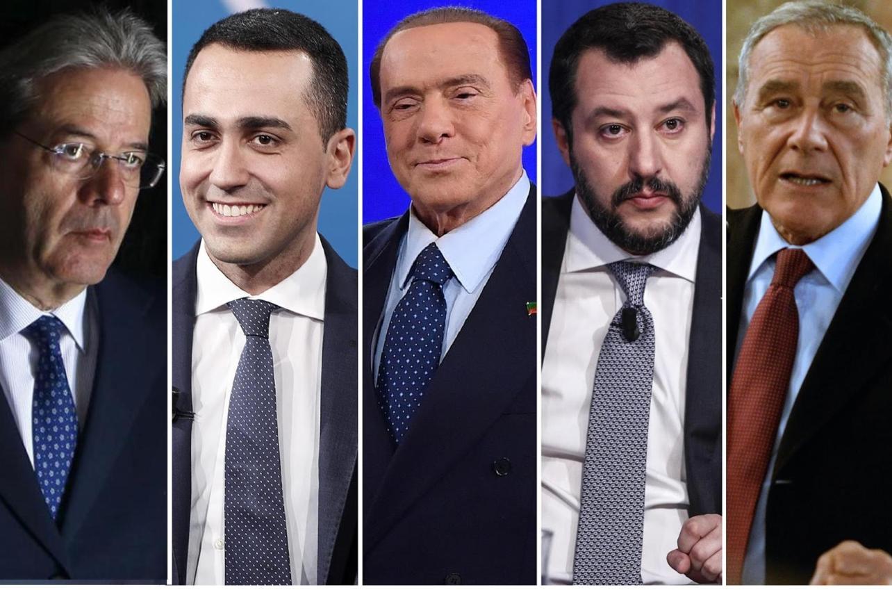 elezioni marzo 2018