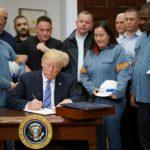 Dazi USA sull'acciaio. L'America  si è convertita al protezionismo?