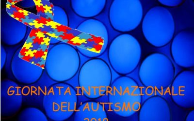 Locandina Giornata internazionale dell'autismo