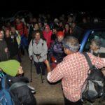 Il 24 aprile escursione Notturno Partigiano sul Monte Comun