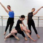 Al Camploy con i giovani dell'Academie Junior Ballet Verona