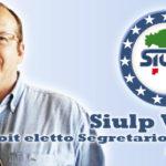 Oscar Arboit nuovo segretario regionale del Siulp