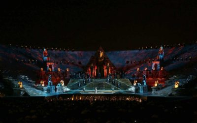 Aida, Atto IV, Foto Ennevi
