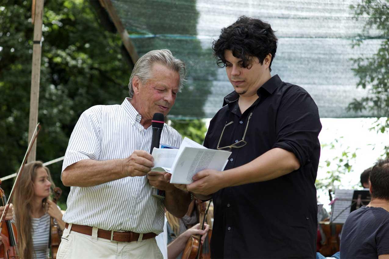 Giacomo Brunelli, Andrea Battistoni (foto Stefano Rossin)