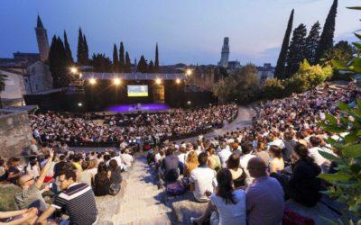 Teatro Romano, Verona (Domani Press)