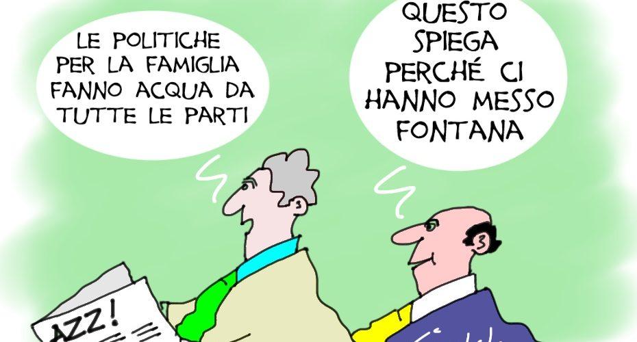 ministro Fontana