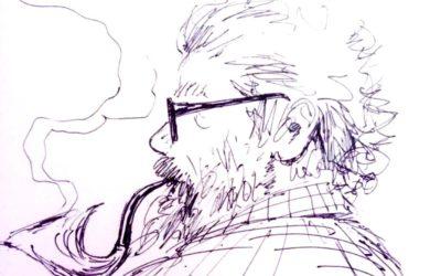 B. Paolo Torsello - Disegno di Matteo Alemanno