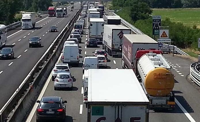 Camion,-autostrada