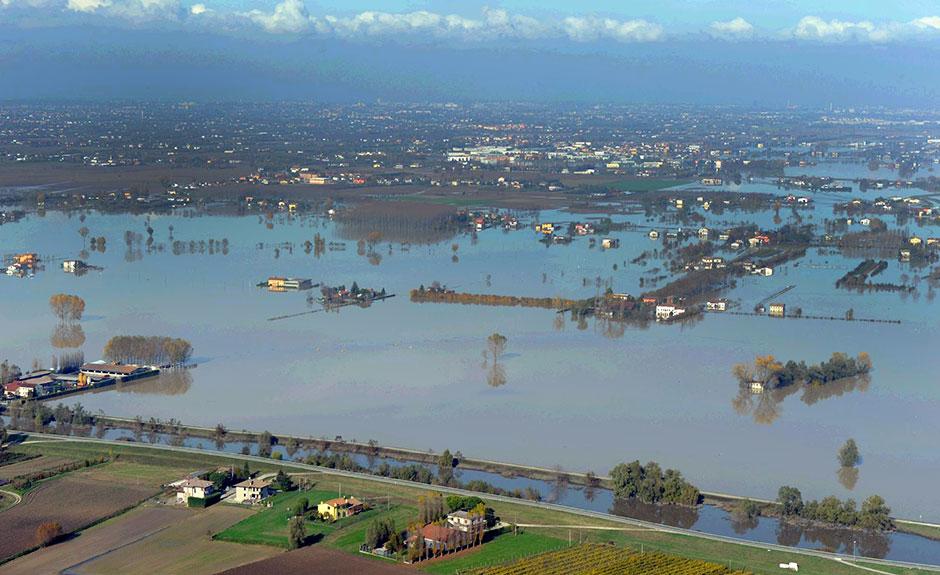 Alluvione in Veneto