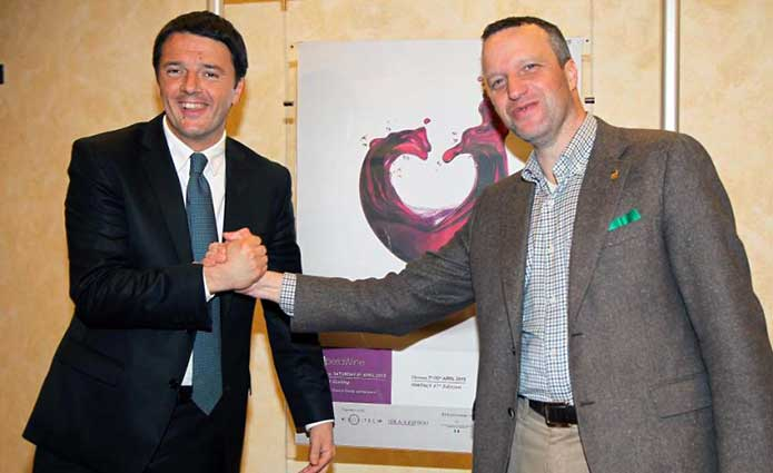 Matteo Renzi e Flavio Tosi