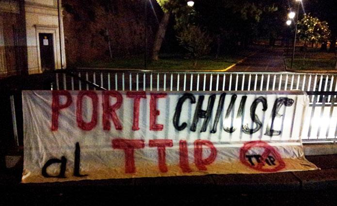 Stop TTIP Verona