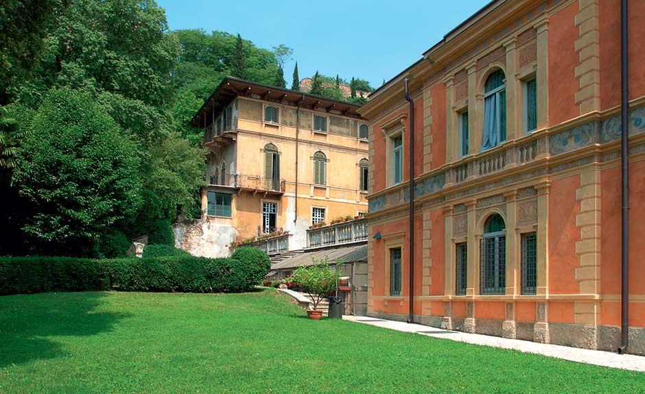 L'Ostello della gioventù di Villa Francescatti (Verona)