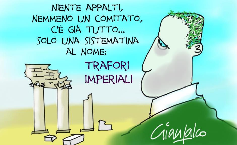 Flavio Tosi sindaco di Roma